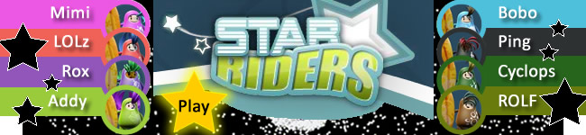 Play STAR RIDERS