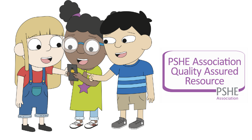 Jessie & Friends with PSHE Quality Mark